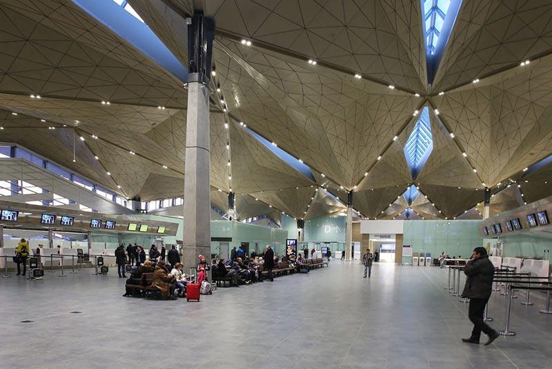 فرودگاه بین المللی سن پترزبورگ