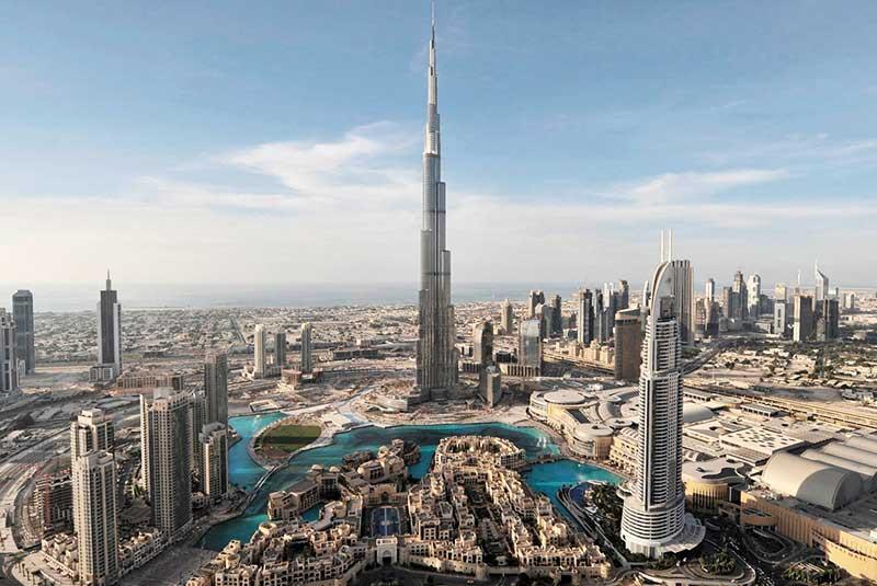 آشنایی با هفت شهر مصنوعی جهان