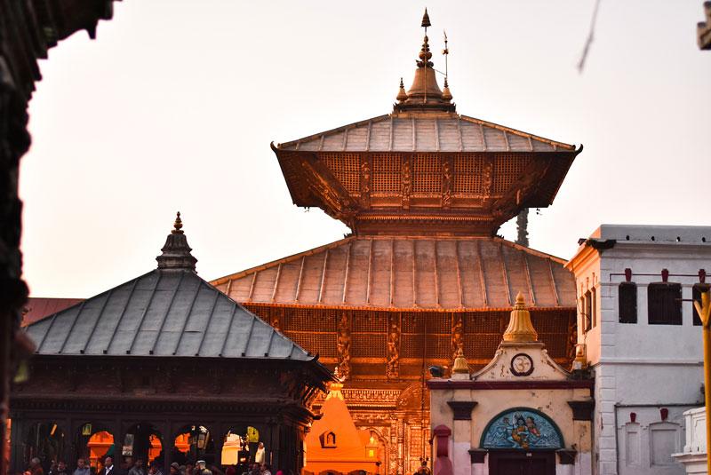 معبد پاشوپاتینات در لالیتپور