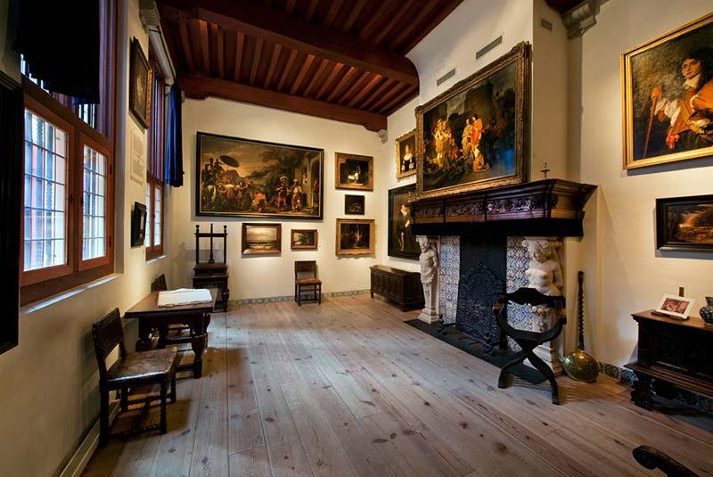 موزه خانه رامبراند در آمستردام