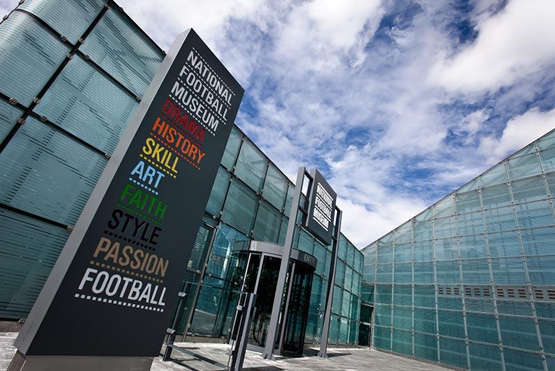 موزه ملی فوتبال منچستر