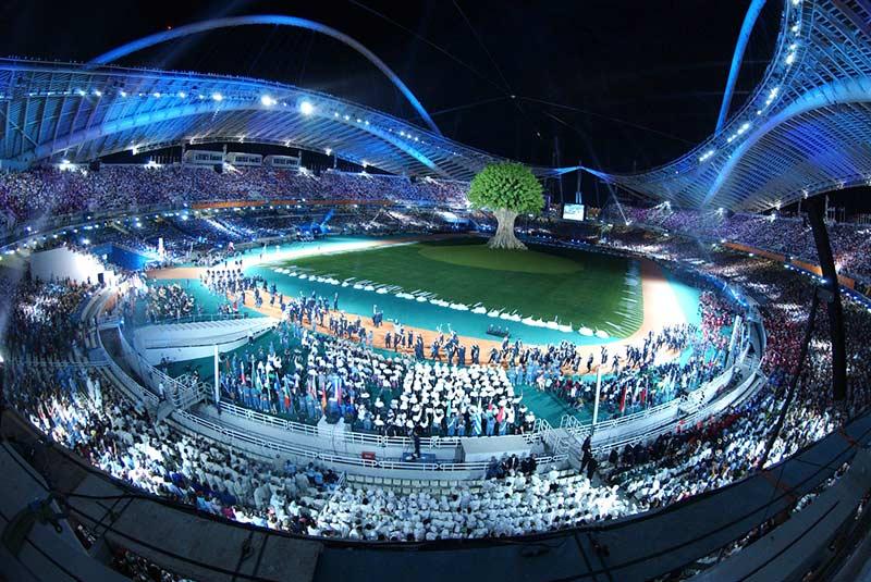 استادیوم اسپیروس لوئیس آتن