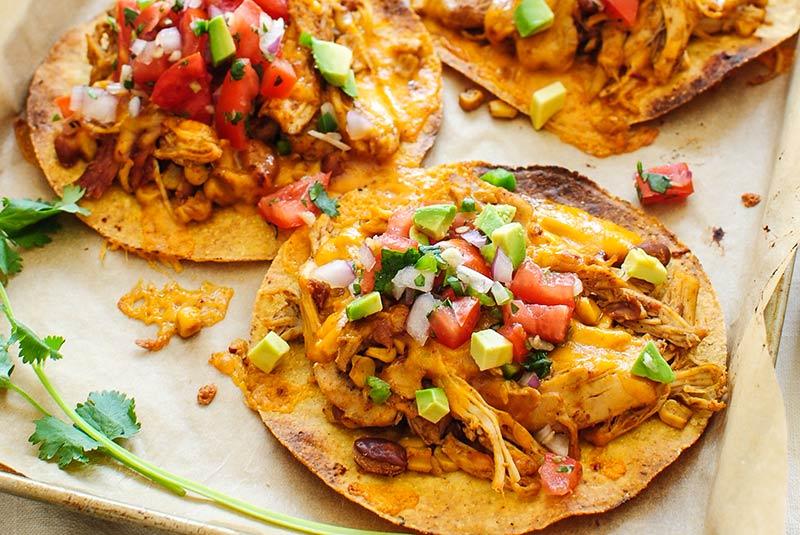 غذاهای سنتی مکزیک