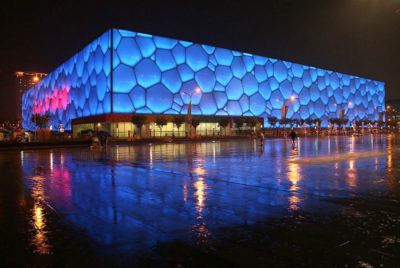 مرکز بازیهای آبی ملی پکن
