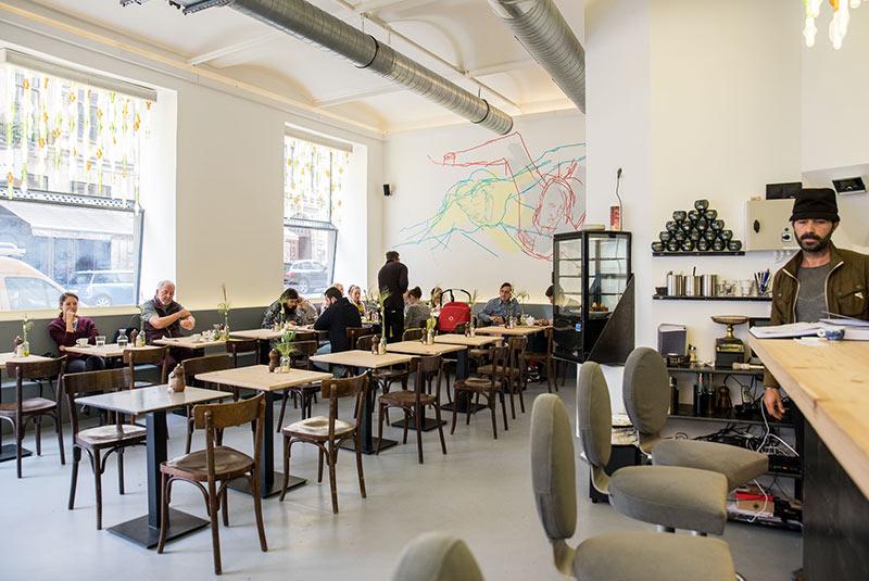 کافه و رستوران های وین