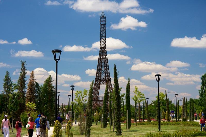 پارک اروپا در مادرید