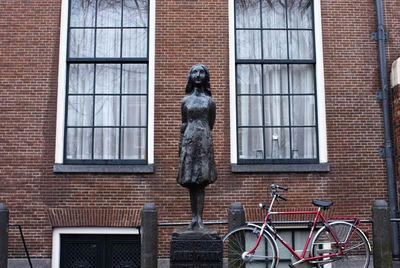 خانه آنه فرانک در آمستردام