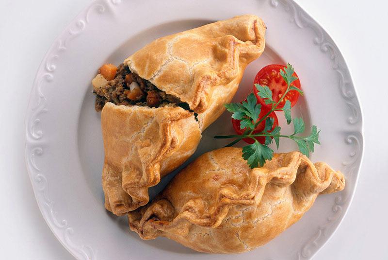 غذاهای سنتی انگلیس