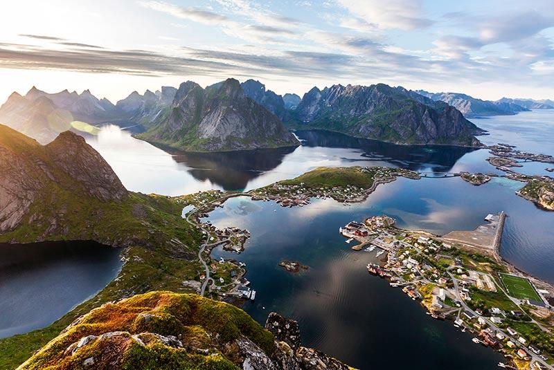 جزایر لوفتن نروژ