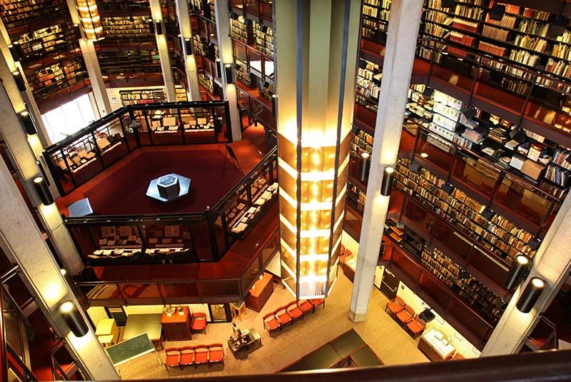 کتابخانه کتاب های کمیاب توماس فیشر