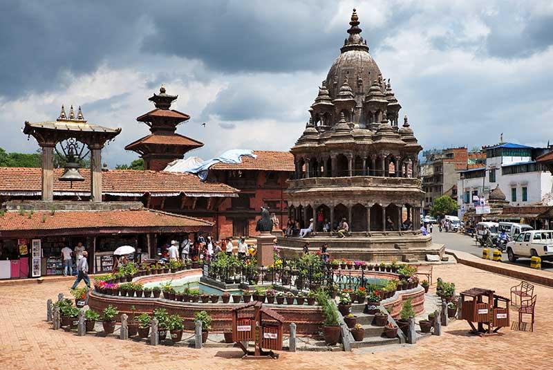 میدان دوربار پاتان لالیتپور