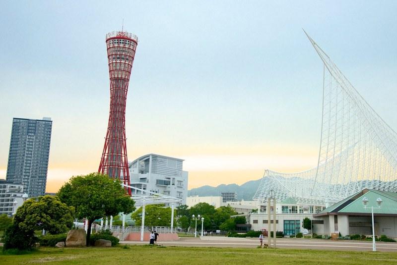 پارک مریکن کوبه در ژاپن