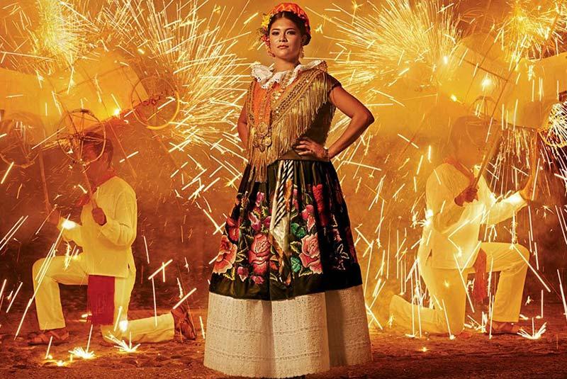 آداب و رسوم مکزیک