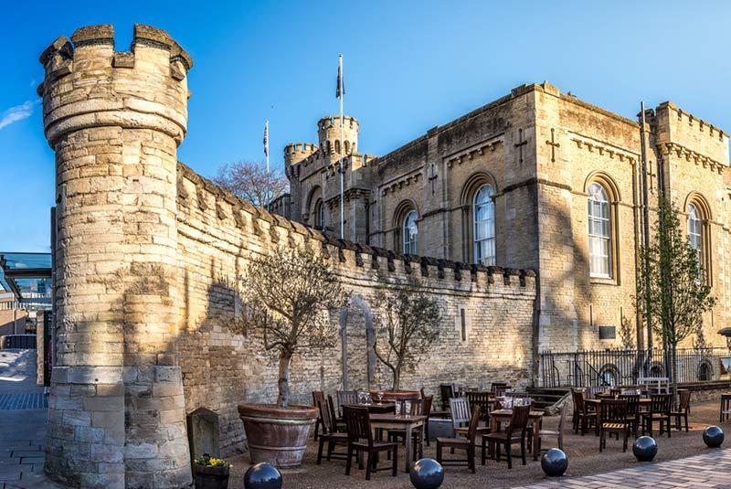 قلعه آنلاکد آکسفورد