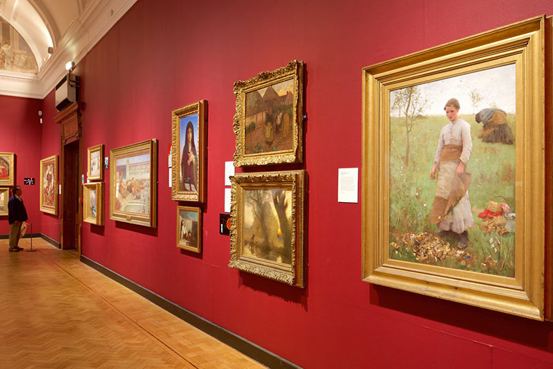 گالری هنری لاینگ نیوکاسل