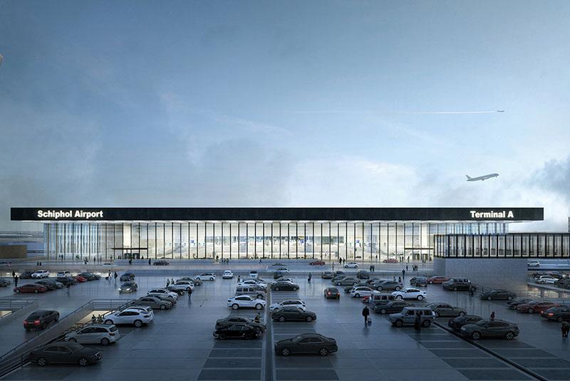 فرودگاه اسخیپول هلند