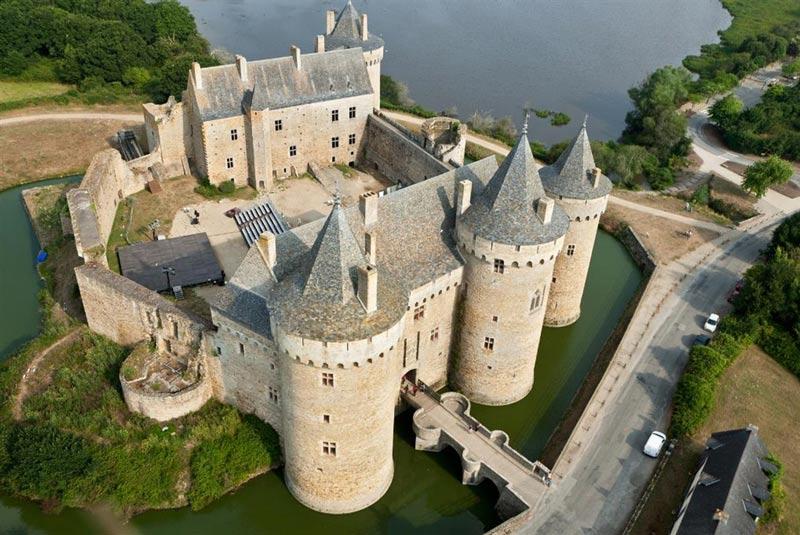 کاخ دوک های بریتنی فرانسه