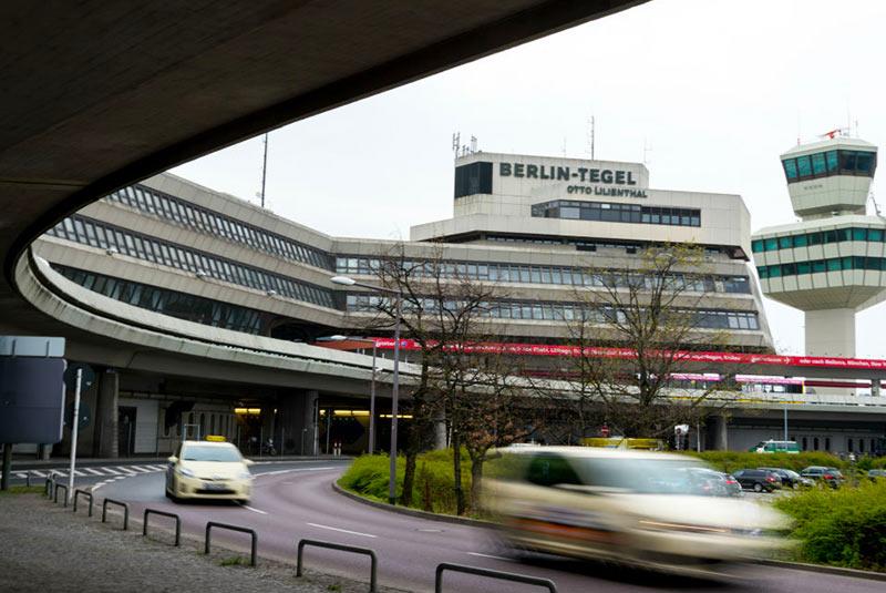 فرودگاه تگل برلین