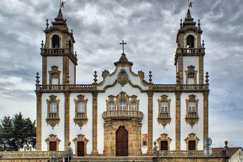 کلیسای میزریکوارجا در براگا پرتغال