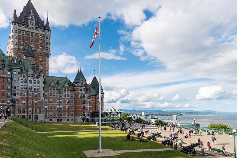 شهر کبک کانادا