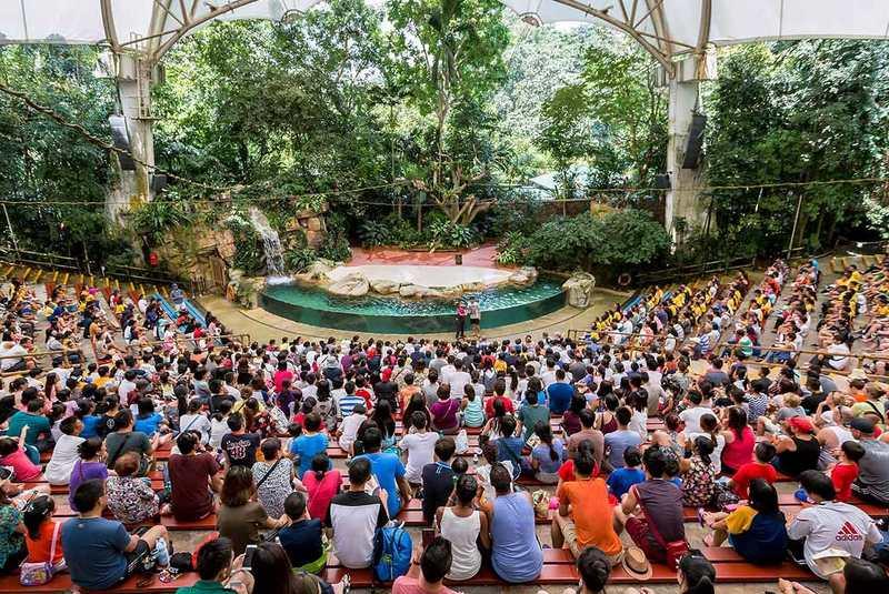 باغ وحش سنگاپور
