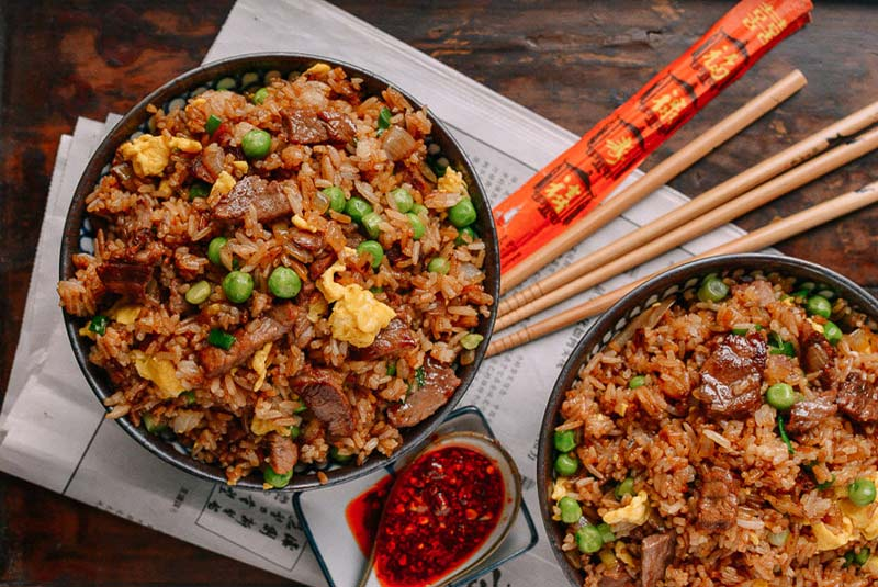 غذاهای سنتی چین