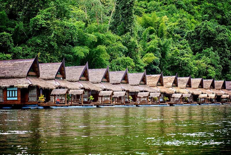 بهترین هتل های شناور دنیا