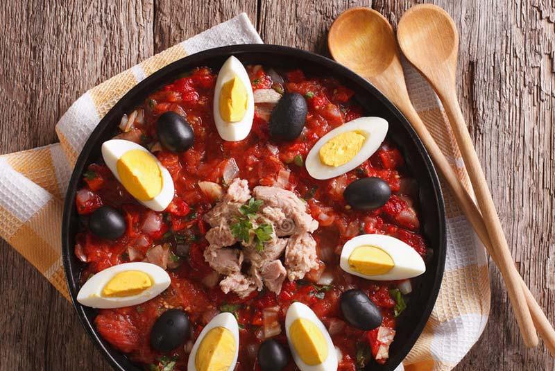 غذاهای تونس