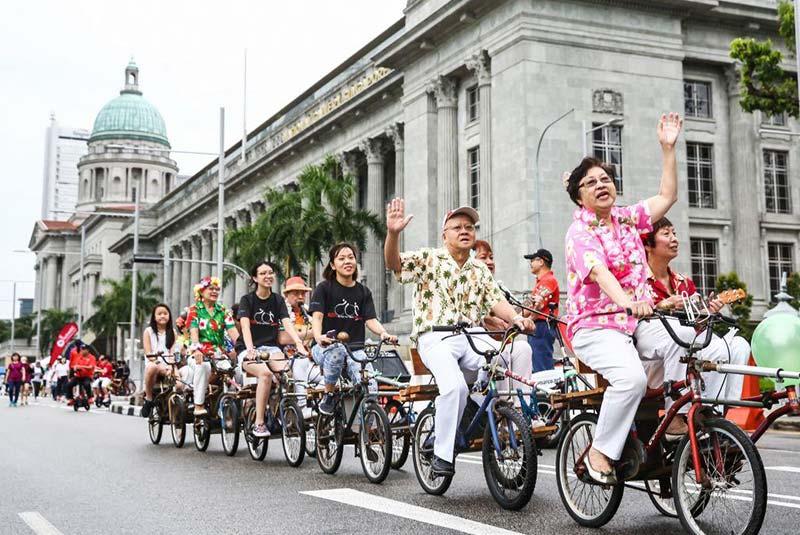 آداب و رسوم مردم سنگاپور