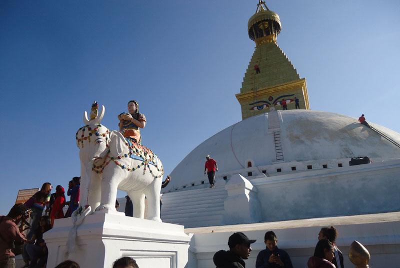 معبد باها باهی لالیتپور