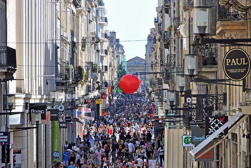 خیابان سن کاترین بوردو
