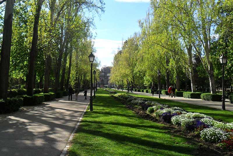 پارک کاسا د کامپو در مادرید