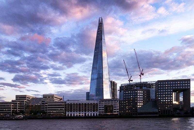 ساختمان شارد لندن