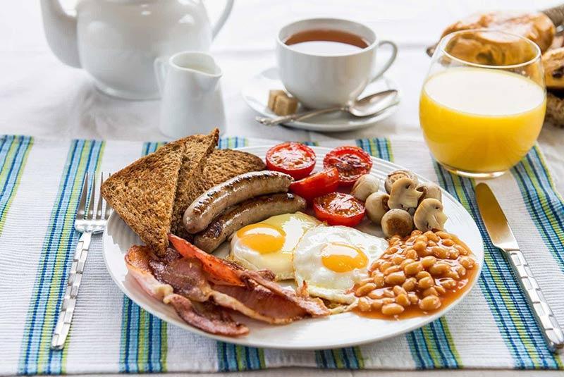 صبحانه انگلیسی