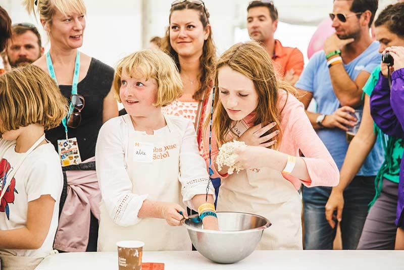 فستیوال های غذا در انگلیس