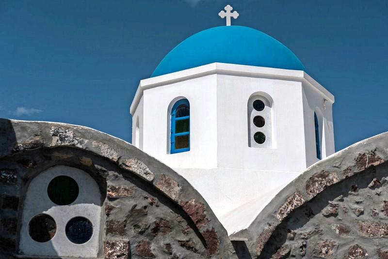 سانتورینی یونان
