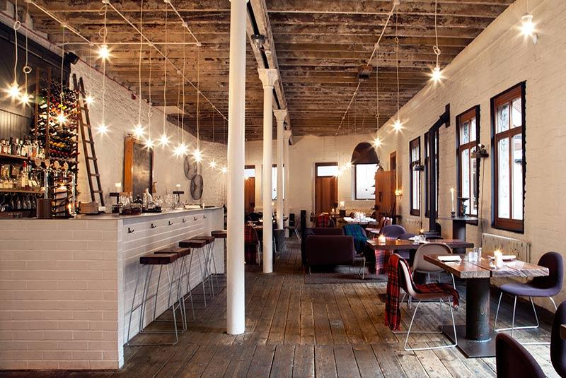 رستوران های ادینبورگ