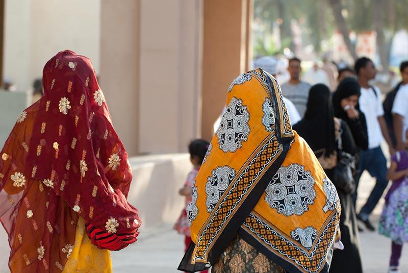 باید ها و نباید های عمان
