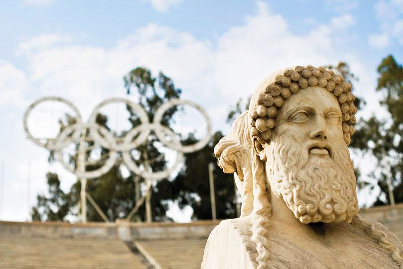 استادیوم المپیک پاناتنائیک آتن