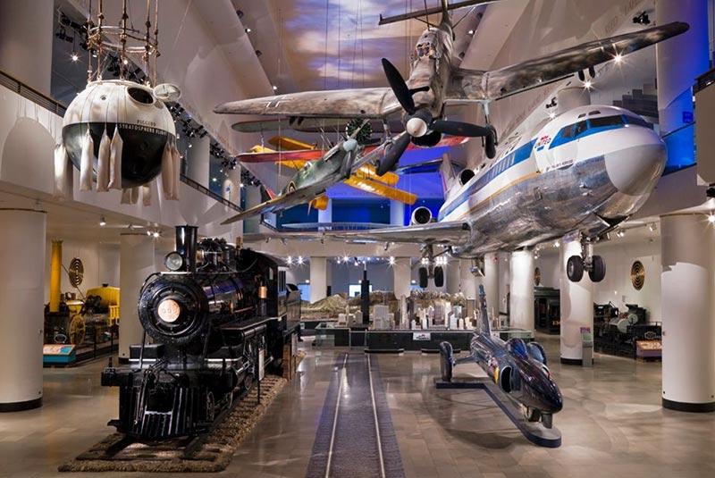 موزه علم و صنعت منچستر