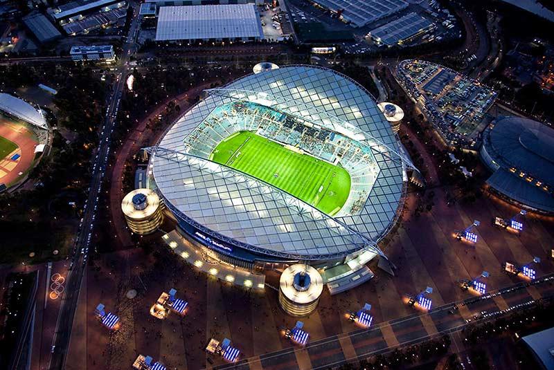 استادیوم استرالیا در سیدنی