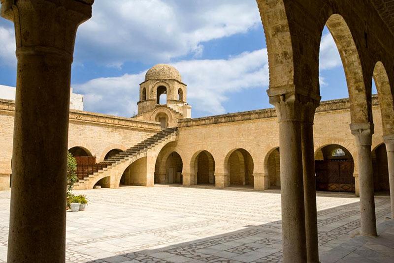 مسجد بزرگ سوسه
