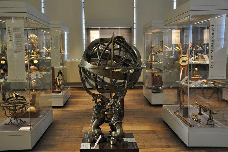 موزه تاریخ علم در آکسفورد