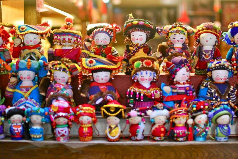 سوغات معروف چین