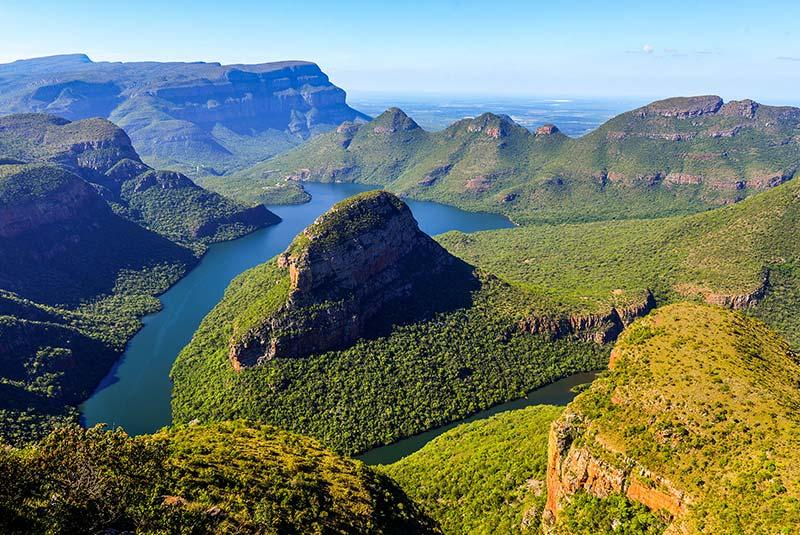 پارک حفاظت شده بلاید در آفریقای جنوبی