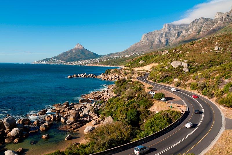 مسیر گاردن روت در آفریقای جنوبی