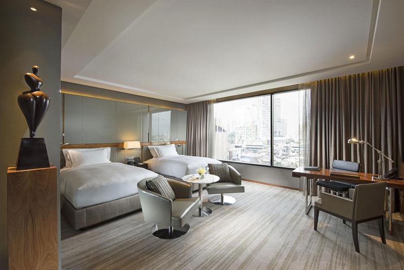 هتل های لوکس بانکوک