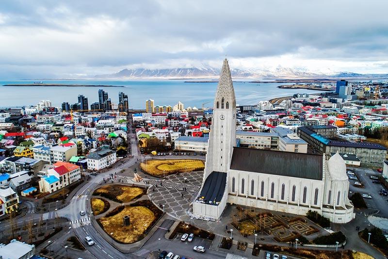 ریجاویک در ایسلند
