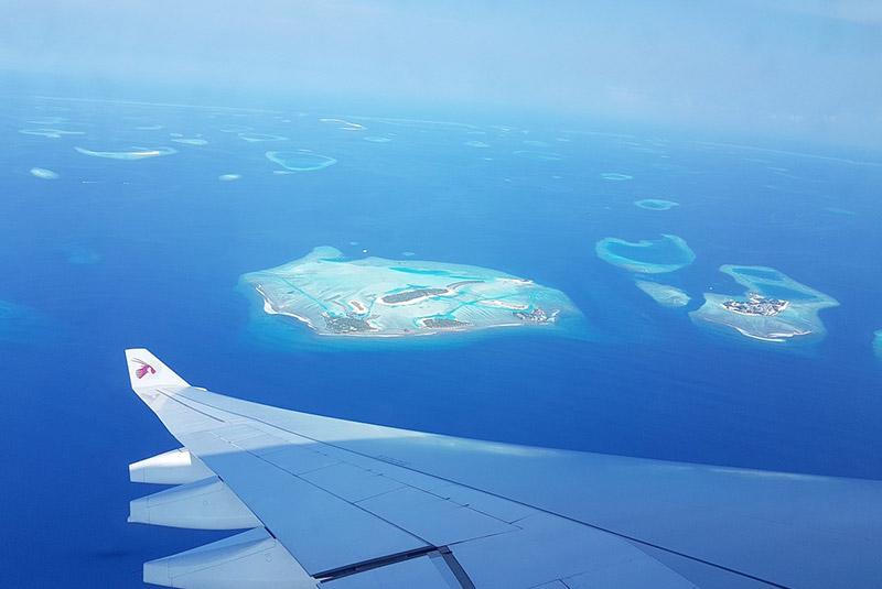 زیباترین مسیرهای پروازی