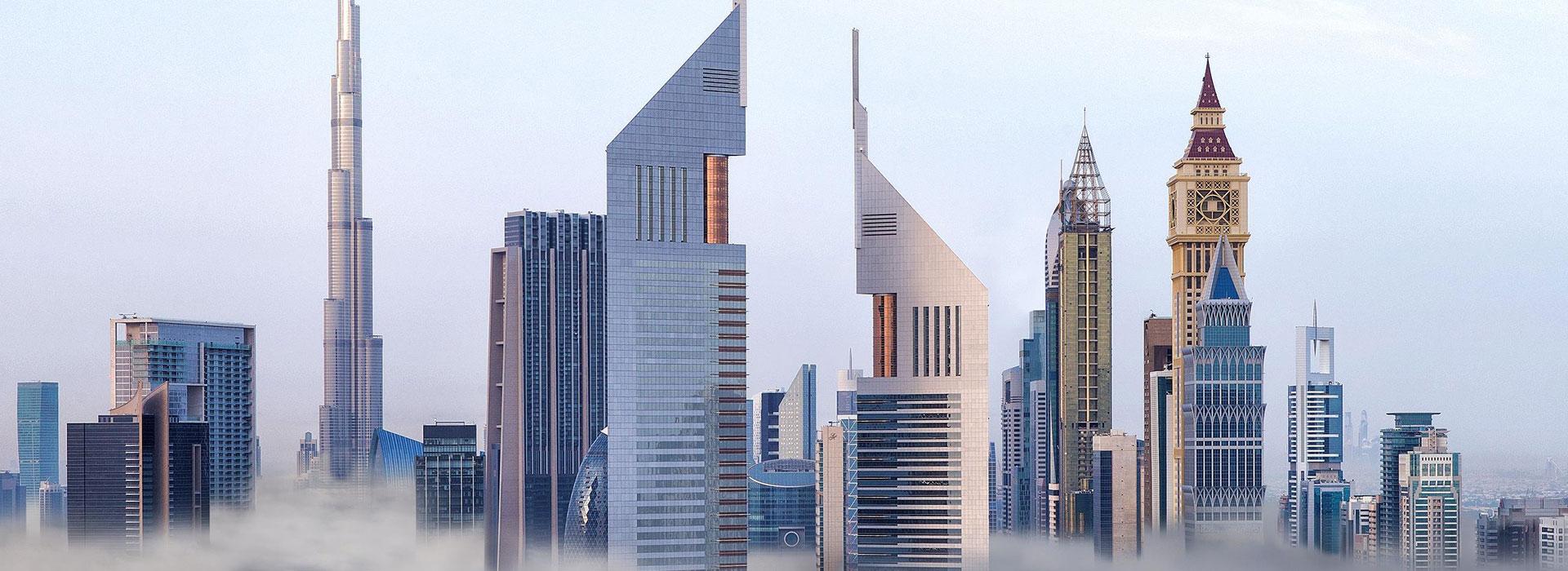 بلندترین هتل های جهان را بشناسید